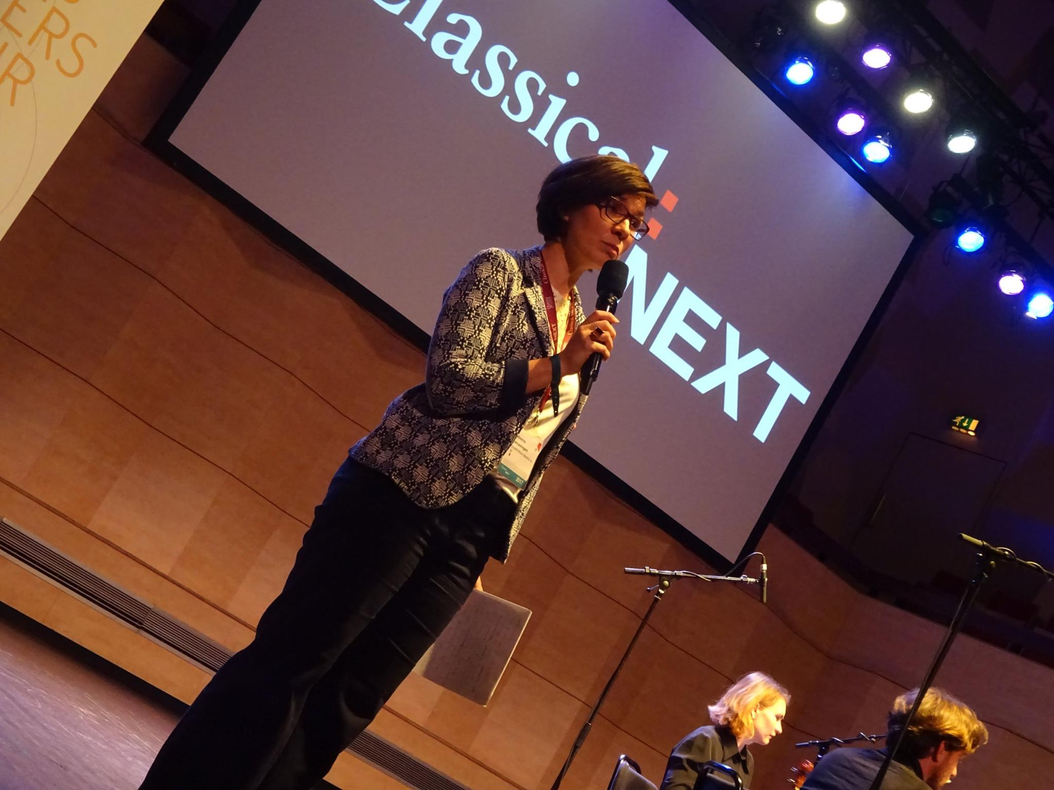 MusMA Showcase at ClassicalNEXT
