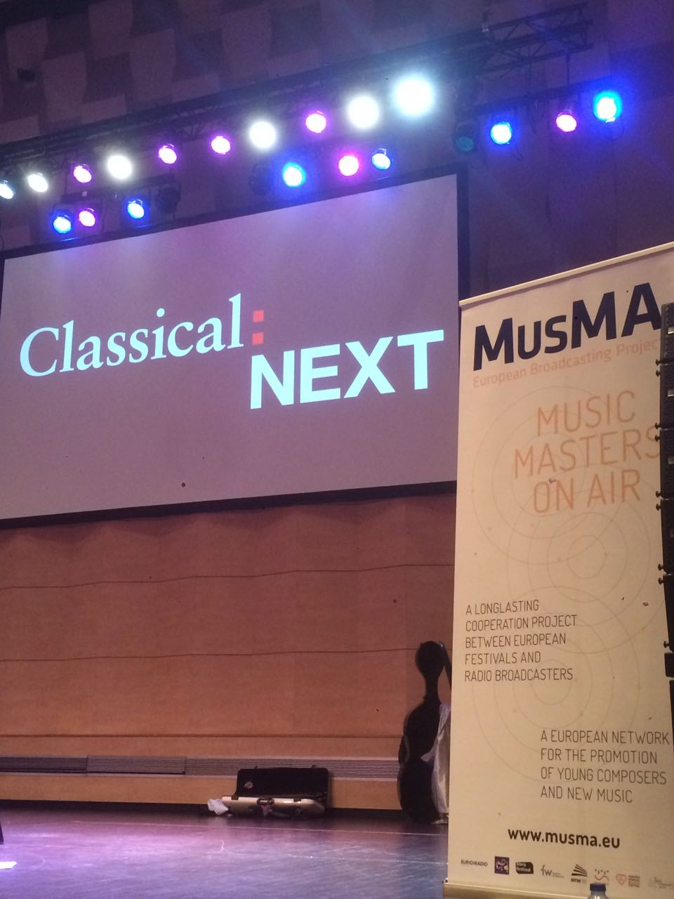 MusMA Showcase at ClassicalNEXT2